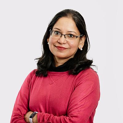 Dr Dipali Roy